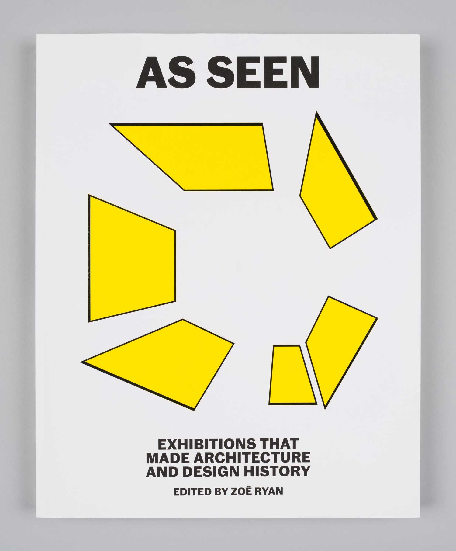 As Seen book cover