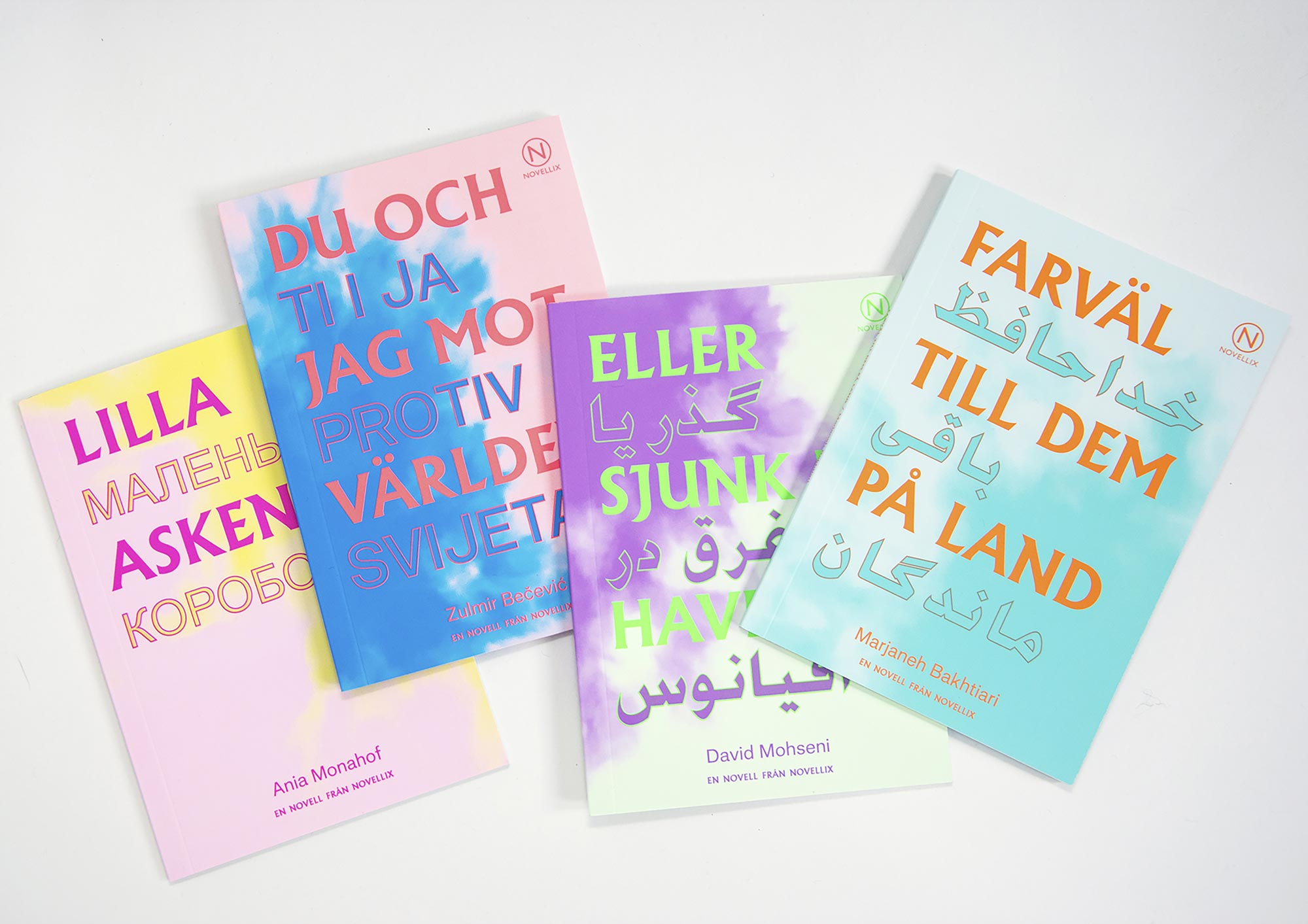 Book series for Novellix