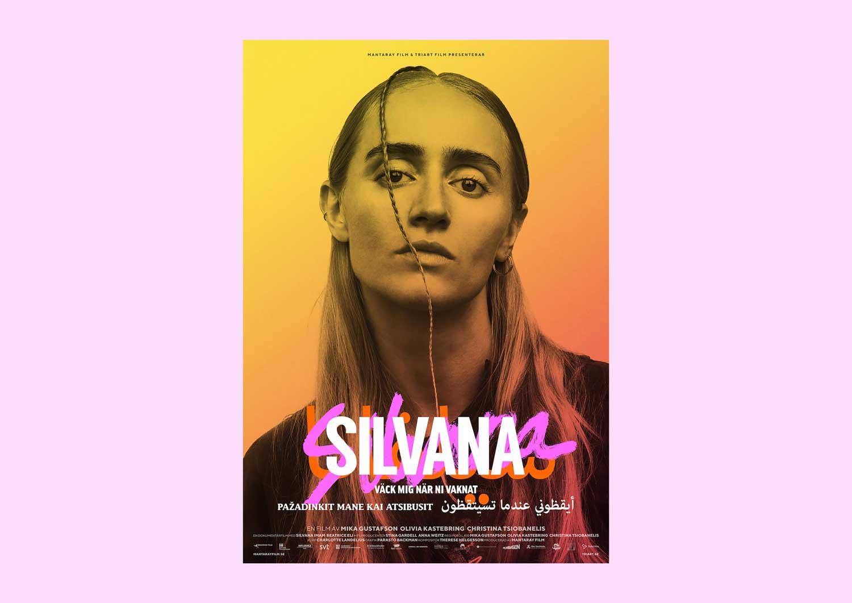 Silvana film poster
